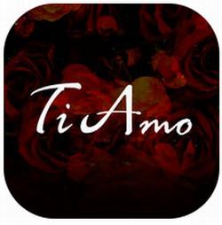 ライブチャットアプリTiAmo:ロゴアイコン