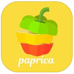 出会いアプリパプリカ:ロゴアイコン