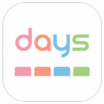出会いアプリDays:ロゴアイコン