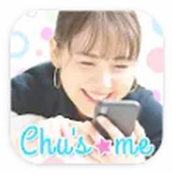 出会い系アプリChu's me・チューズミー:アプリロゴ
