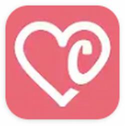 出会いアプリcuteキュート:アプリロゴ